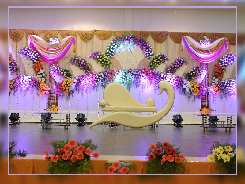 Elshaddai Christian Wedding Planners
